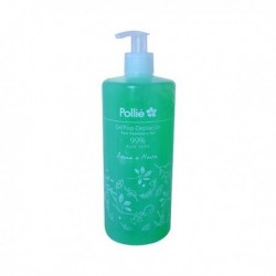 GEL POST-DEPIL.500ML.99% ALOE VERA