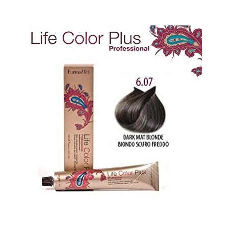 tinte life color plus nº 6.07
