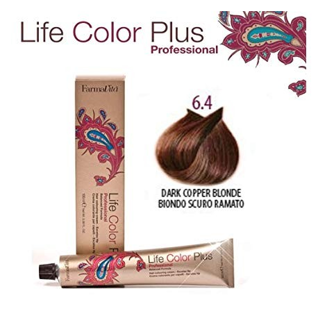 tinte life color plus nº 6.4