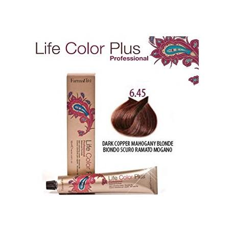 tinte life color plus nº 6.45