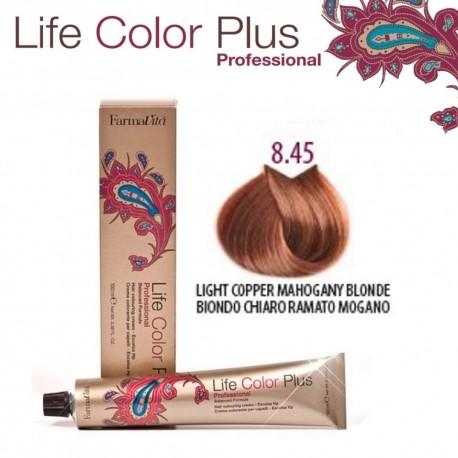 tinte life color plus nº 8.45
