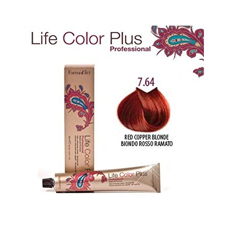 tinte life color plus nº 7.64