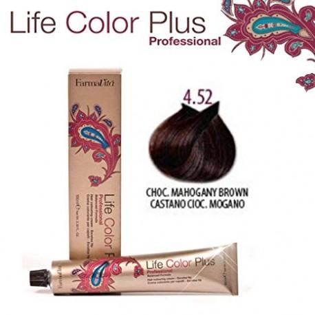 tinte life color plus nº 4.52