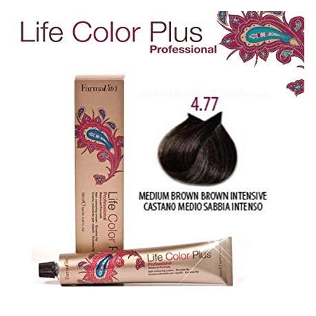 tinte life color plus nº 4.77