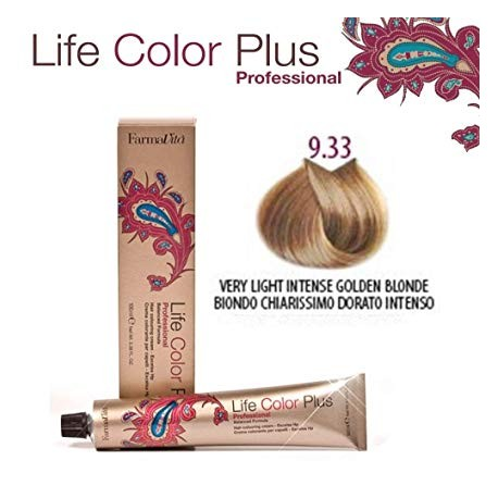 tinte life color plus nº 9.33