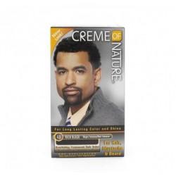 CREME OF NATURE MENS COLOR RICH BLACK 4.0