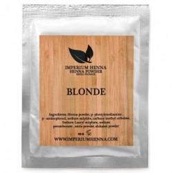 Polvo de Henna Imperium - Refill-10 gr. blonde