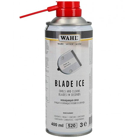 Wahl Spray Refrigerante Lubricante Limpiador 400 Ml Cuchillas Cortapelos