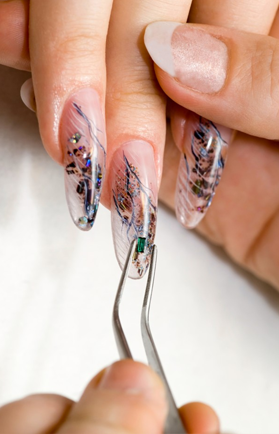 Productos para uñas y manicura